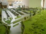 завод по изготовлению плит МДФ