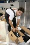 коробочки, шнурочки, стоечки, Spider сотрудник