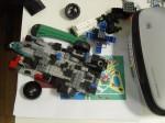 Ингредиенты - lego-конструктор