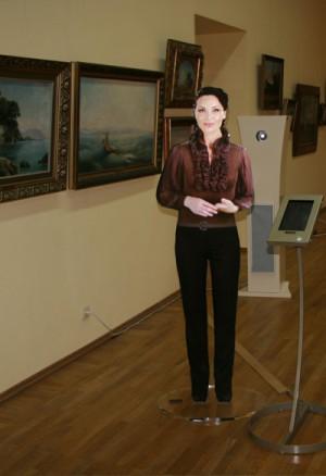 Виртуальный гид для музея