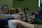 спайдер-люди пьют
